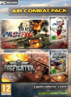 Air Combat Pack (Air Aces - Pacific + Dogfighter) (PC)