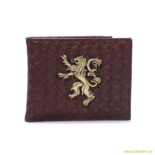 Game of Thrones Wallet Lannister