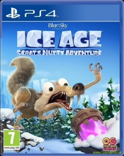 Ice Age - Scrats Nutty Adventure (PS4)