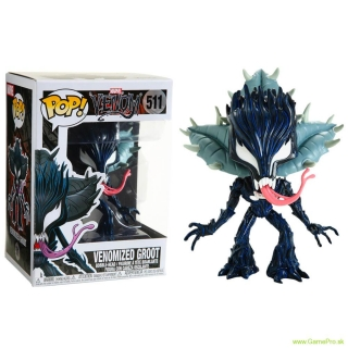 Pop! Marvel - Venom - Venomized Groot