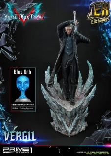 Devil May Cry 5 socha 1/4 Vergil Exclusive Version 77 cm