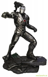 Avengers Endgame Marvel Gallery PVC socha War Machine 23 cm
