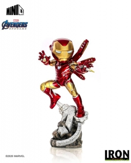 Avengers Endgame Mini Co. PVC socha Iron Man 20 cm