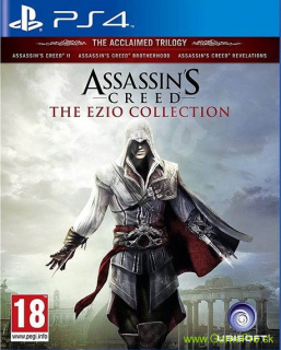 Assassins Creed The Ezio Collection (EN) (PS4)
