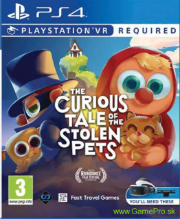 Curious Tale of the Stolen Pets VR (PS4)