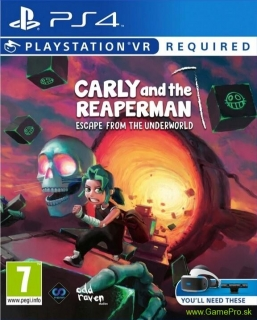 Carly and the Reaper Man VR (PS4)