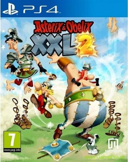 Asterix and Obelix XXL 2 (PS4)