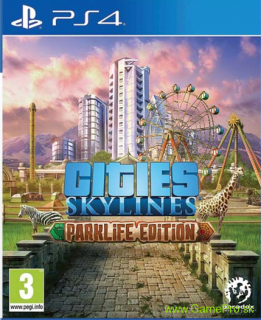 Cities Skylines (Parklife Edition) (PS4)