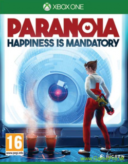 Paranoia - Happiness is Mandatory (Xbox One)