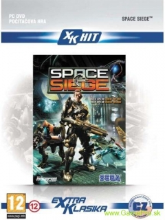 Space Siege CZ (PC)