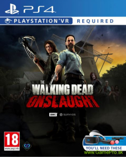 Walking Dead - Onslaught VR (PS4)