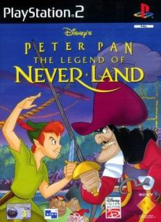 Peter Pan - The Legend of Never Land (PS2)