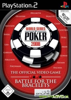 World Series of Poker 2008 (PS2)
