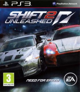 Need for Speed Shift 2 - Unleashed (Limited Edition) (PS3)