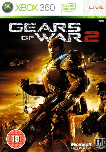 Gears of War 2 CZ (XBOX 360)