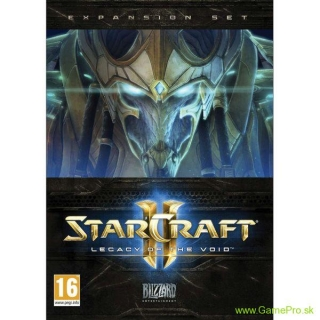 Starcraft 2 - Legacy of the Void (PC)